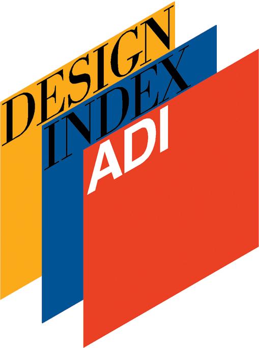 ADI Design Index 2010 e 2019 Rodighiero Design for All Goman