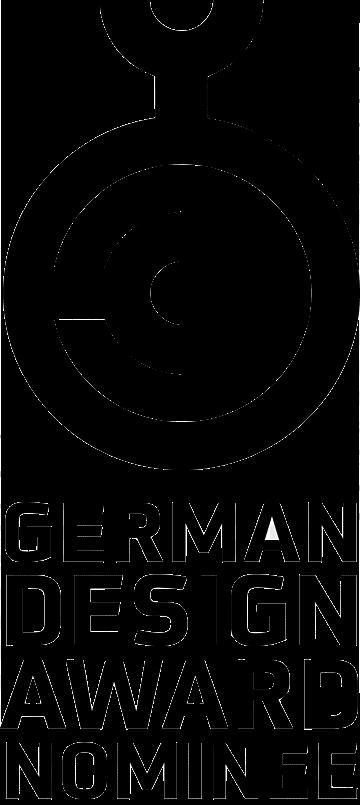 German Design Award Nominee Flight Rodighiero Design for All Goman