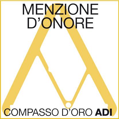 Menzione d'onore XXVI compasso d'oro ADI Rodighiero Design for All